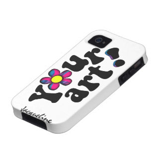 Make your OWN Customized Iphone Tough Case Case-Mate iPhone 4 Case