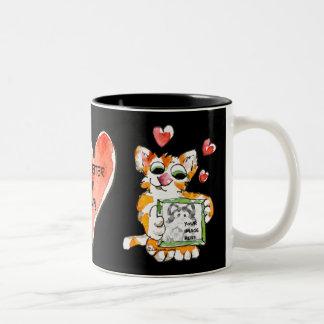 Make Your Own Cute Cat Mug