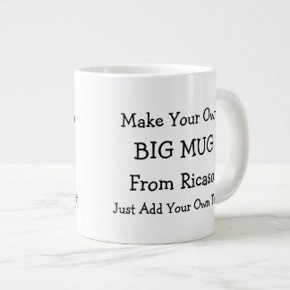 Make Your Own DIY Personalized Saying Jumbo Mug