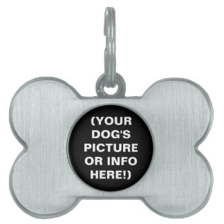 Make Your Own Dog Bone Pet Tag! Pet Tag