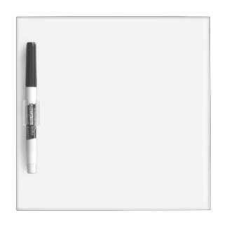 Make Your Own Dry-Erase Board Small w/ Pen 8 x 8