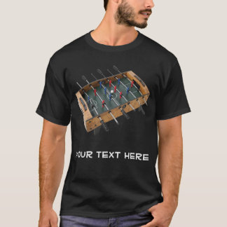 Make Your Own Foosball T-Shirt! T-Shirt