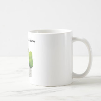 Make your own luck White 11 oz Classic White Mug