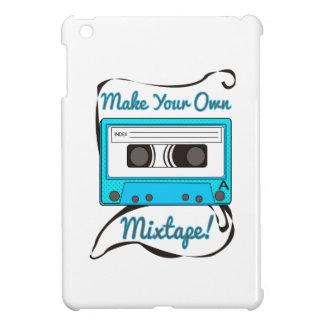 Make Your Own Mixtape iPad Mini Cases