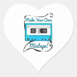 Make Your Own Mixtape Sticker