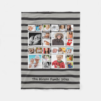 Make Your Own One of a Kind Personalised Custom Fleece Blanket