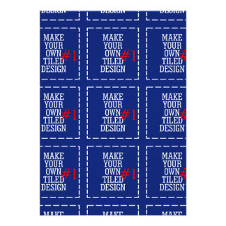 Make Your Own Pattern Easily in One Step Have Fun Invitation