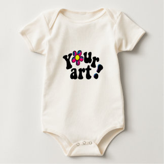 Make Your Own Personalized Baby Bodysuit