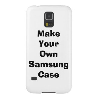 Make Your Own Samsung, Or Other Case
