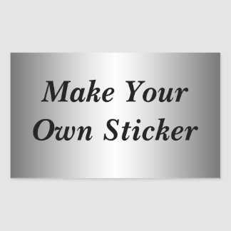 Make Your Own Sticker