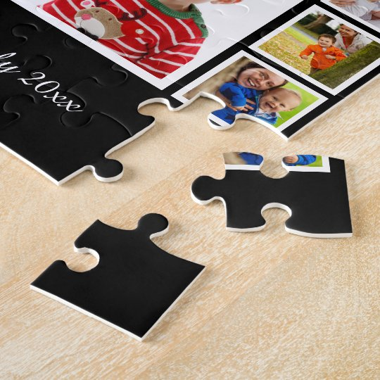 Make your own unique personalised DIY Jigsaw Puzzle