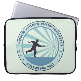 Make Your Shot Count Laptop Sleeve