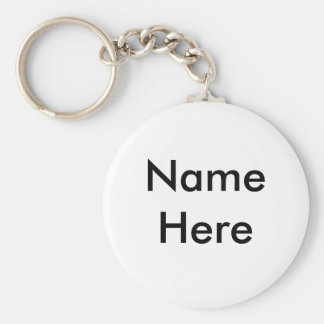 Make Your Unique One Of A Kind Gift Name Keychain