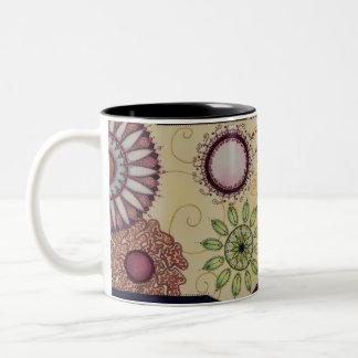 Make Your Wish Two-Tone Coffee Mug