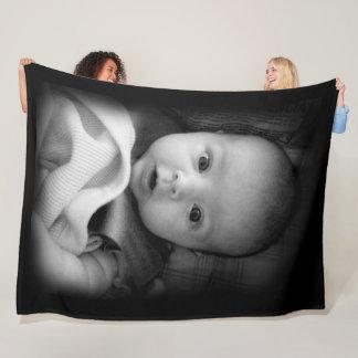 Makenlie Memory Large Fleece Blanket