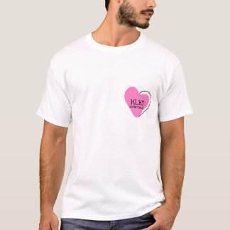 Makenzie HLHS-Fight pink T-Shirt