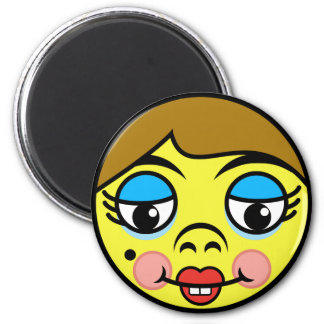 Makeover Face Magnet