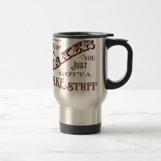 Maker Travel Mug