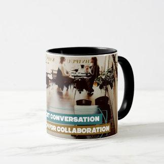 Makes Room For Collaboration Mug