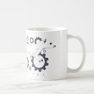 Makestoat Basic White Mug