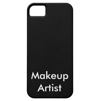 Makeup Artist Barely There iPhone 5 Case