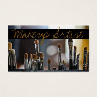 Makeup Artist, Beauty, Salon, Cosmetologist Business Card