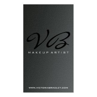 Makeup Artist - Business Cards