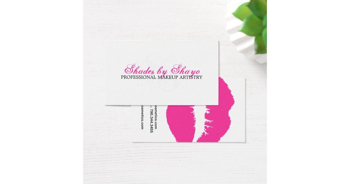 Makeup artist business cards radiotodorock freelance makeup artist business card samples 8943 mamiskincare colourmoves