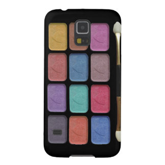 Makeup artist eyeshadows palette galaxy s5 covers