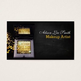 Makeup Artist/Gold Magic Shimmer Brick