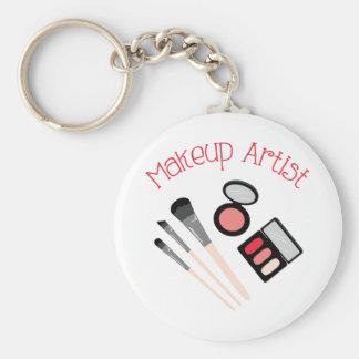 Makeup Artist Key Ring