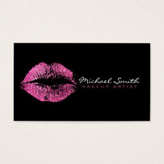 Makeup Artist Pink Lips