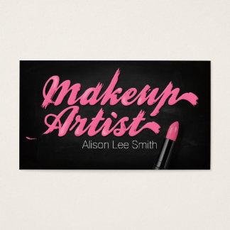 Makeup Artist/Pink Lipstick