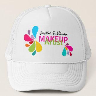 Makeup Artist Promotional Trucker Hat