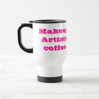 Makeup Artists coffee Stainless Steel Travel Mug