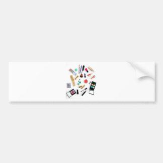 Makeup Bumper Sticker
