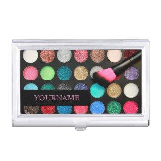 Makeup Business Card Holder