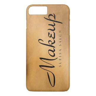Makeup Copper Metallic iPhone 7 Plus Case