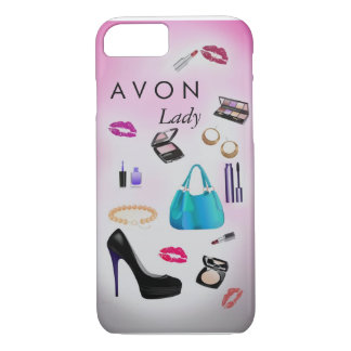 Makeup fashion girly iPhone 7 case