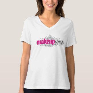 Makeup Geek Women's Bella 2XL V-Neck Shirt