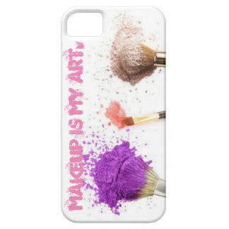 Makeup Is My Art. iPhone 5 Cover