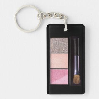 Makeup Key Ring