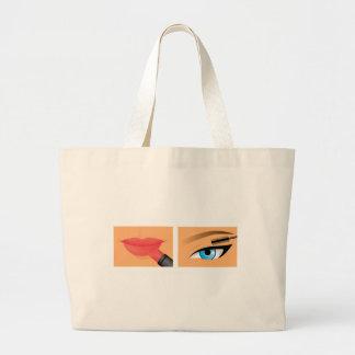 Makeup - Lipstick And Mascara Bags