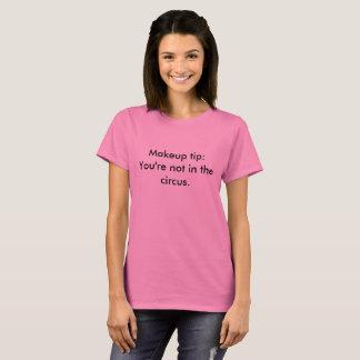Makeup tip T T-Shirt