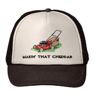 Makin' that Cheddar Cap