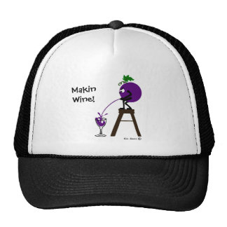 Makin Wine - Hat