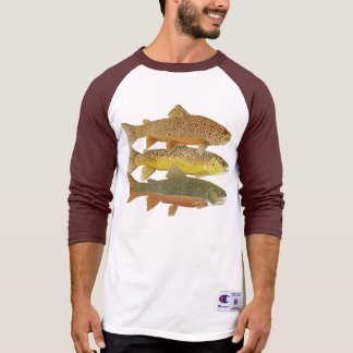 Making a Tiger Trout T-Shirt
