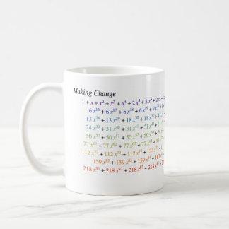 Making Change Coffee Mug