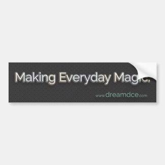 Making Everyday Magic Bumper Sticker