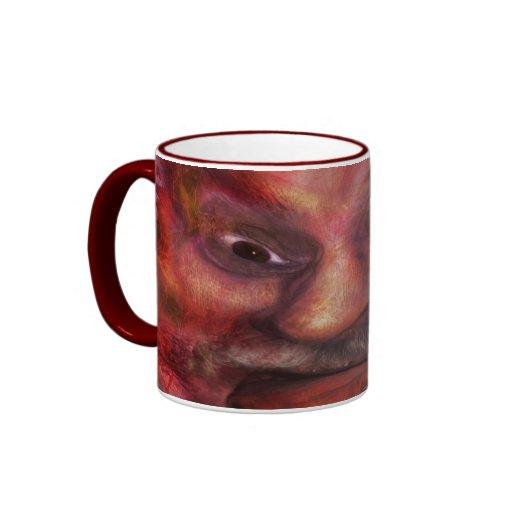 MAKING FACES COFFEE MUG